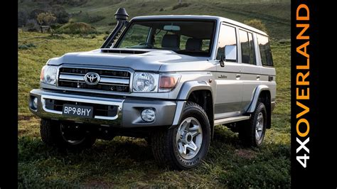 toyota australia models toyota landcruiser 70 series 2017 model update in
