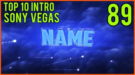 best sony vegas intro templates top 10 best intro templates 89 sony vegas pro free