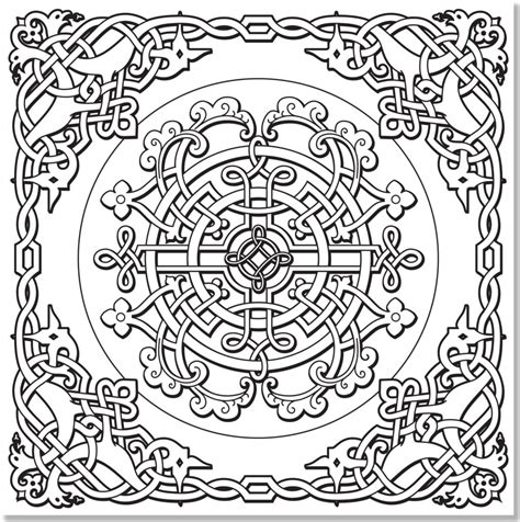 coloring pages for adults celtic coloring pages celtic designs coloring book stress