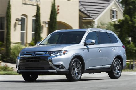 mitsubishi outlander dimensions 2017 mitsubishi outlander technical specifications and
