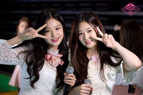 wonyoung  minju  pop babe pics