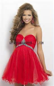 exquisite beaded red tulle short prom dress 2014 new tulle