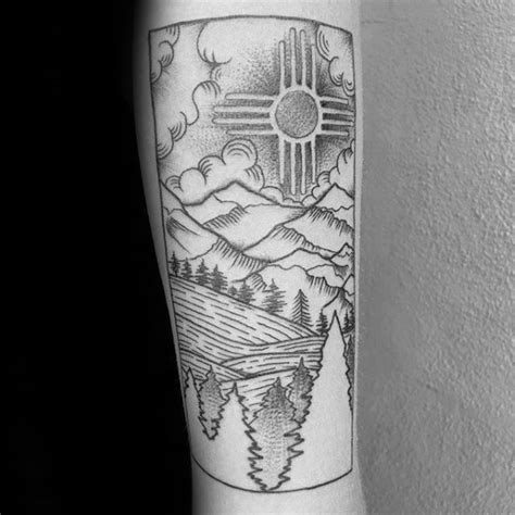 new mexico tattoos 50 zia designs for new mexico ink ideas