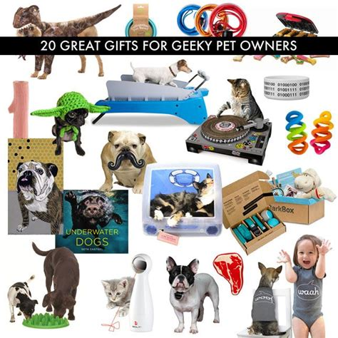 pets in heaven gift for owners 20 great gifts for geeky pet owners toys for dogs and pets
