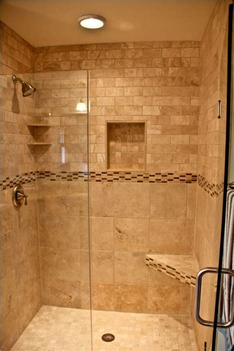 Popular Bathroom Tile Shower Designs Shower Designs Think Of The Best Bath Decors