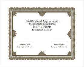Free Certificate Templates For Word by Doc 580401 Certificate Of Achievement Template For Word