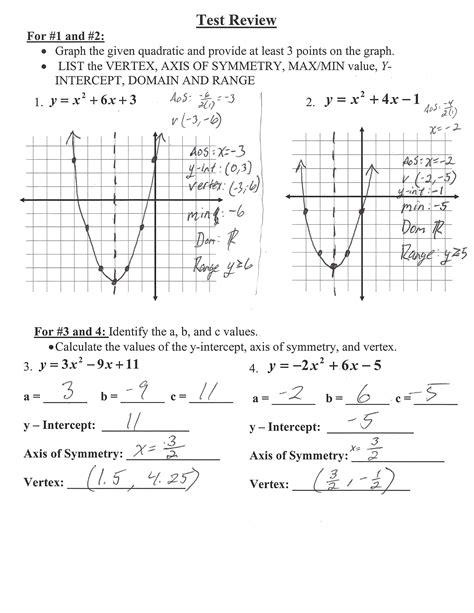 1 Review Worksheets by Printables Algebra 1 Review Worksheet Followersblast