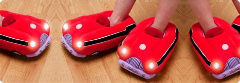 slippers with headlights slippers with headlights picture ebaum s world