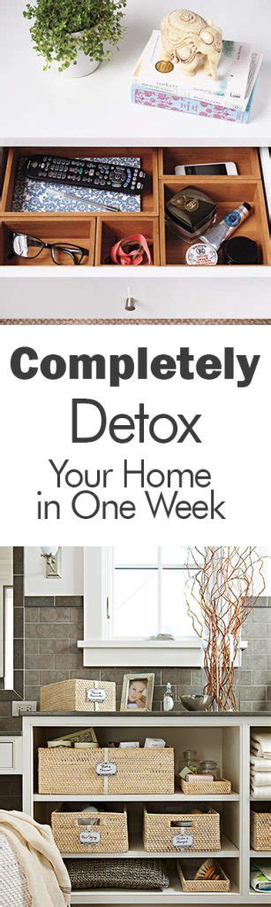How To Detox Your At Home In One Day by Completely Detox Your Home In One Week 101 Days Of