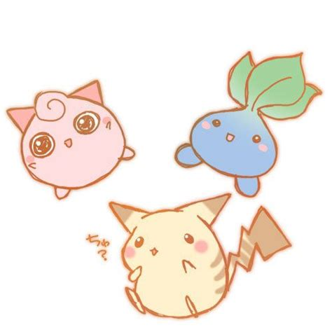 imagenes kawaii pokemon 122 best images about pokemon on pinterest cute pokemon
