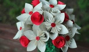 Origami Beautiful Flowers - beautiful origami flowers floranext florist websites