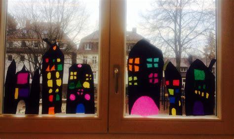 Fensterdekoration Weihnachten Schule by Fensterdekoration Zur Weihnachtszeit 1 Klasse