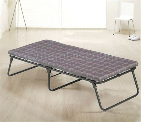 Portable Beds by Folding Cing Bed Frame Cot 3 Quot Foam Mattress Portable