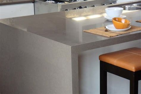 What Is Caesarstone Countertop by Lagos Blue Caesarstone Quartz Kitchen Countertop Modern