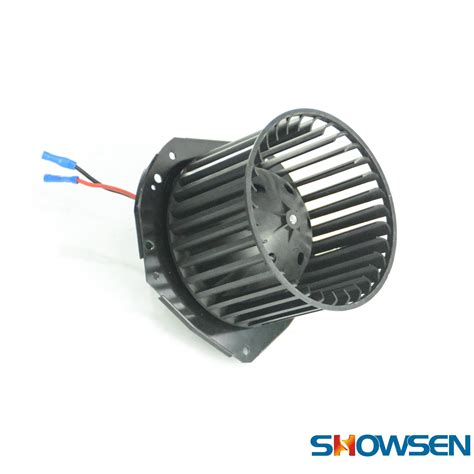 Motor Fan Blazer New Hvac Ac Heater Blower Motor W Fan Cage Fit 98 02