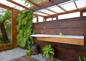garden bathroom ideas small modern garden design ideas
