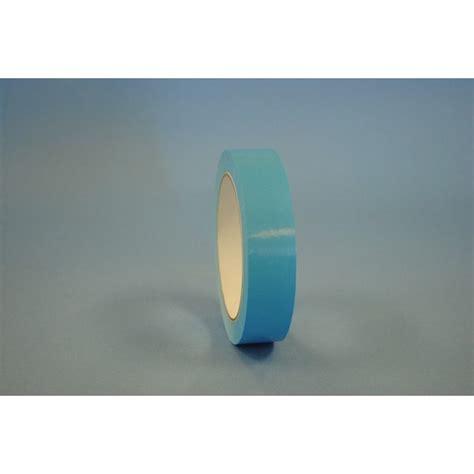 light blue vinyl tape 1 quot x 72 yd light blue upvc colored vinyl film tape case