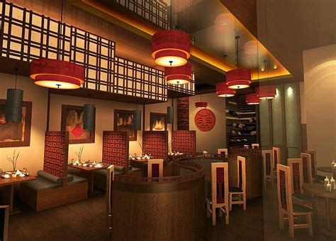 Mayfair Home And Decor by Architecture Original Chinese Restaurant Interior Design