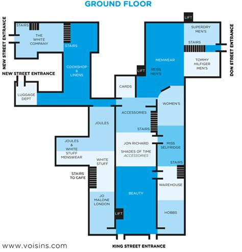 department store floor plan voisins department store floor plans voisins