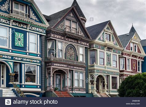 san francisco victorian houses the painted ladies victorian houses haight ashbury