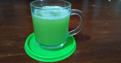 resep juice labu siam enak  sederhana cookpad