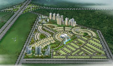 2 Bhk Flat Design Plans Supertech Upcountry Sector 17a Greater Noida