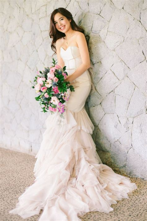 17 Best images about Filipino Wedding gown designers on