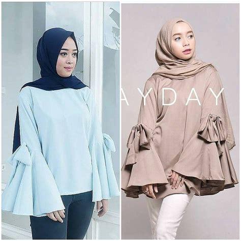 Pakaian Wanita Devia Blouse Murah pakaian murah lulabi blouse grosir baju muslim