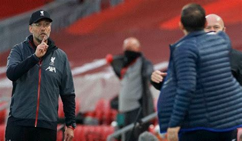 lampard doubles   claims  liverpool  kloppp