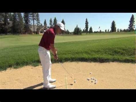 martin chuck golf swing martin chuck bunker shots made easy tour striker golf