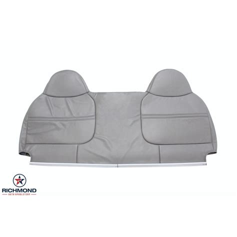 ford f350 bench seat cover 1999 2001 ford f 350 xl vinyl lean back bench seat cover