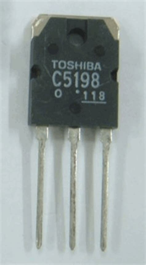 harga transistor toshiba c5198 harga transistor toshiba c5198 28 images original 2sc5198 c5198 toshiba transistor ebay