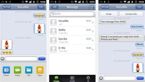 imessage chat for android all insaputa di apple imessage arriva su android amiciapple