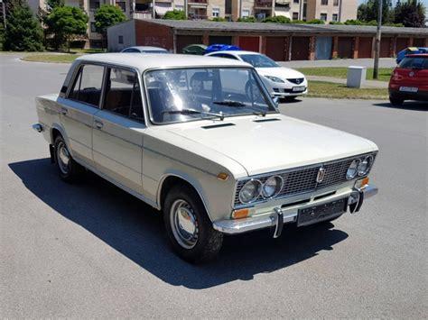 lada sl 1978 vaz 2103 lada 1500 sl 4 000 autoslavia