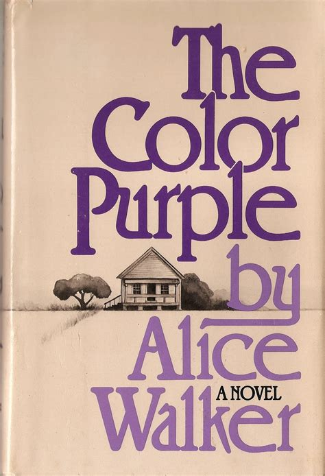 the color purple book images worth reading it the color purple by walker