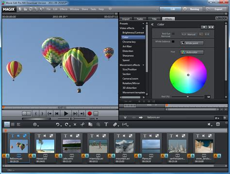 Multimedia Specialist by Magix Releases Edit Pro Mx With Improved Performance From Softwarecrew Software Reviews