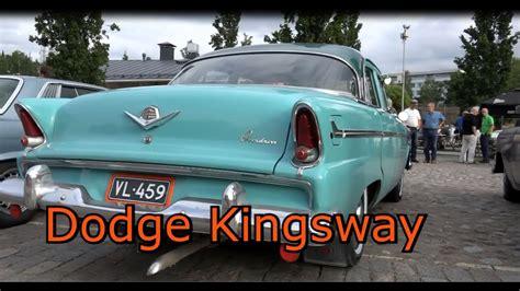 dodge kingsway custom  car youtube