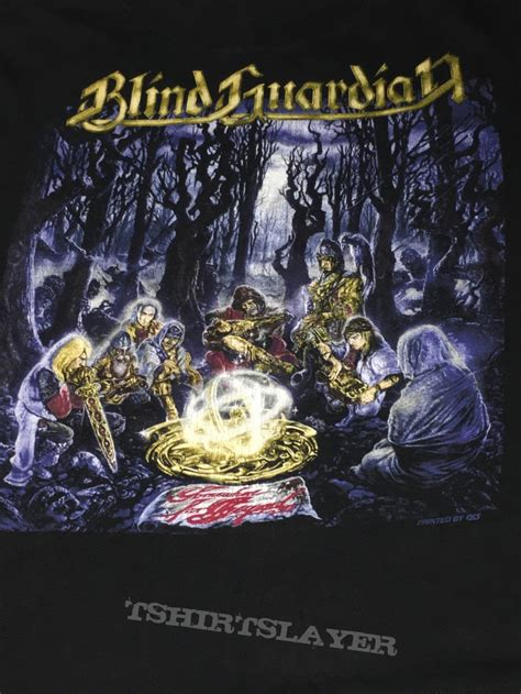 blind guardian somewhere far beyond album blind guardian somewhere far beyond tour 1992 shirt