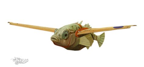 il pesce volante pesce volante
