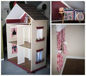items similar to american doll house for 18 inch