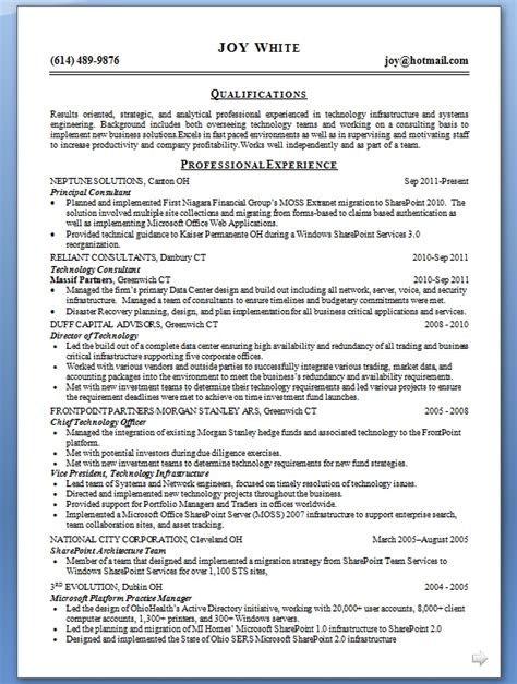 Netapp Resume Modern Network Engineer Resume Format In Word Free