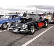 Old Corvette Drag Cars  YouTube
