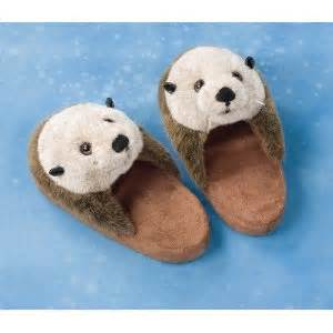 otter slippers the otter brotherhood think theology