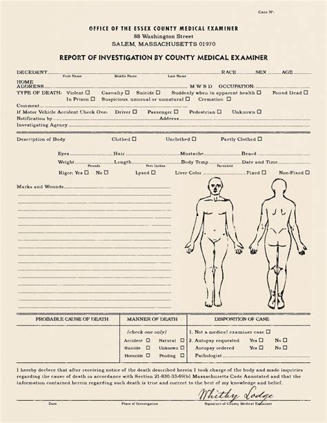 toxicology report template rites of solstice cthulhu reborn