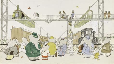 babar all stories the 8416290032 babar the elephant exhibition in paris my parisian lifemy parisian life