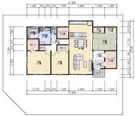 Simple Cabin Floor Plans 30 3ldk pinterest