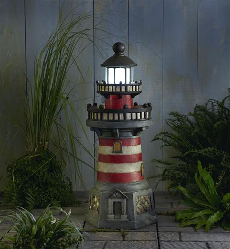 Backyard Lighthouse by Garden Oasis Lighthouse Limited Availability