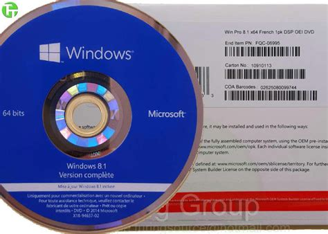 Windows 8 1 Pro Oem 64bit language microsoft windows 8 1 pro pack oem 64 bit
