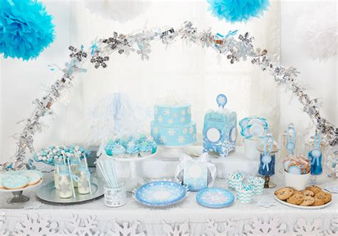 winter onederland decorations how to create a stunning winter birthday