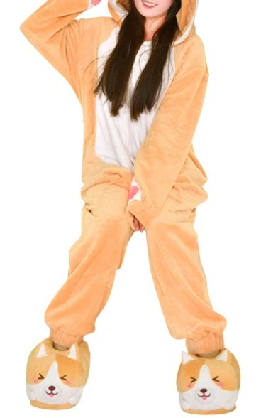 pattern for dog jumpsuit lovely dog cartoon paw pattern ears hooded loose color